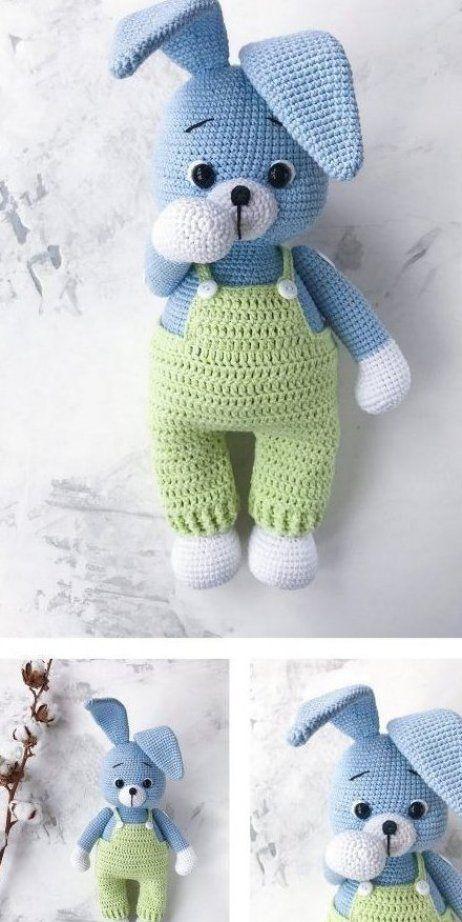 Amigurumi Easter Chicks Free Knitting Patterns | 922x462