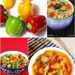 Capsicum recipes | Collection of Shimla mirch recipes