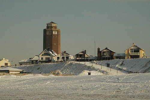 Watertoren Zandvoort.