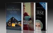 10 best nurse book covers. #Nurses #Books #Media