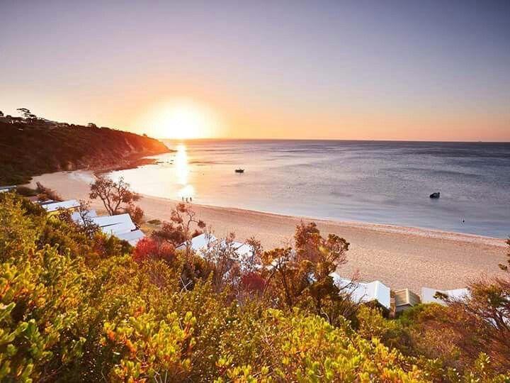 Mount Martha Beach, Mornington Peninsula, Victoria