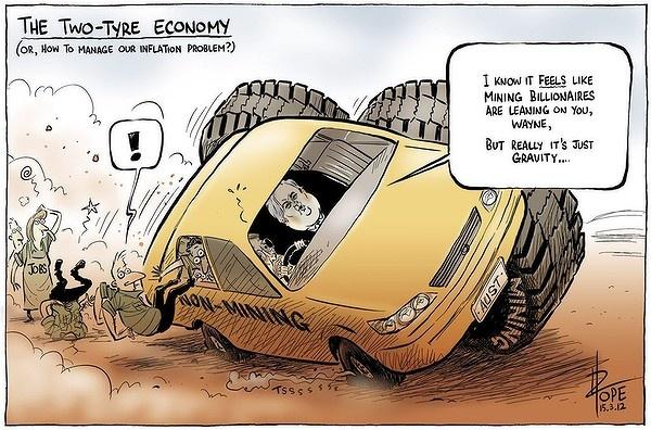The two-tyre economy