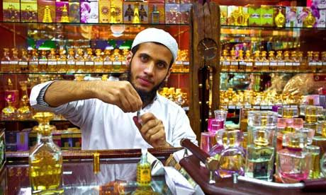 Perfume brands get whiff of profit from Arabian scents.