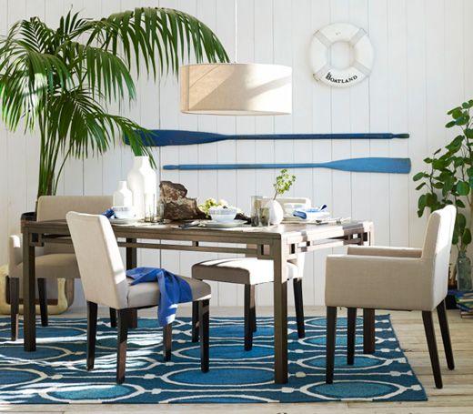 nautical dining rooms | nautical-maritime-dining-room
