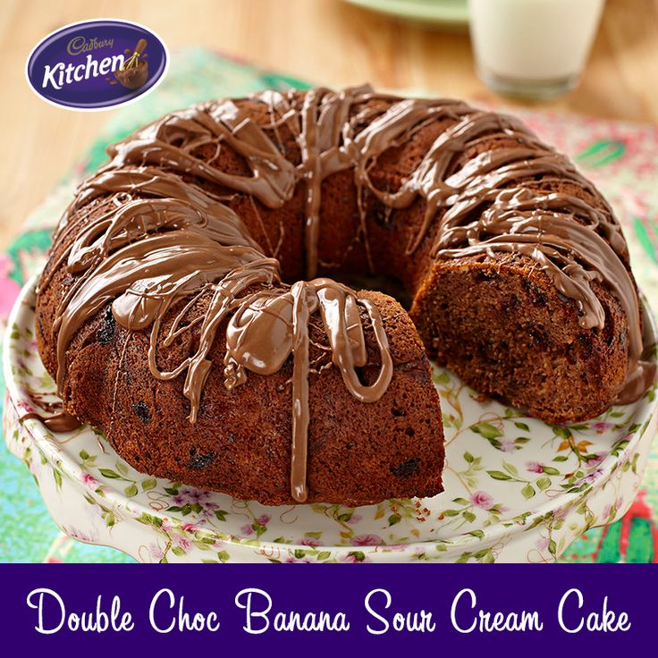 Cadbury chocolate cake recipe