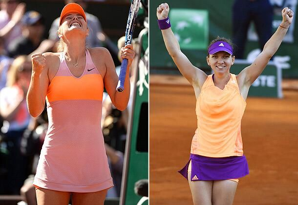 French Open women's final preview: Maria Sharapova vs. Simona Halep: http://on.si.com/1q1onJx  pic.twitter.com/Xd9axxmWX7