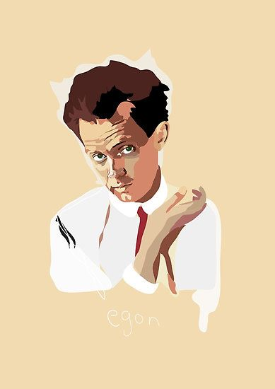 Egon Schiele • Also buy this artwork on wall prints, apparel, stickers, and more.