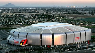 Arizona Cardinals Stadium  Glendale, Arizona
