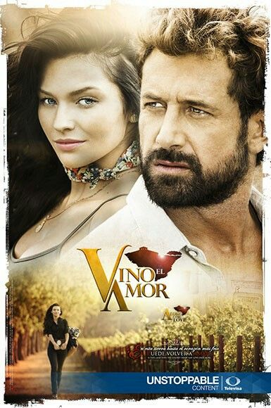 Vino el Amor (Mexico 2016) - Gabriel Soto & Irina Baeva
