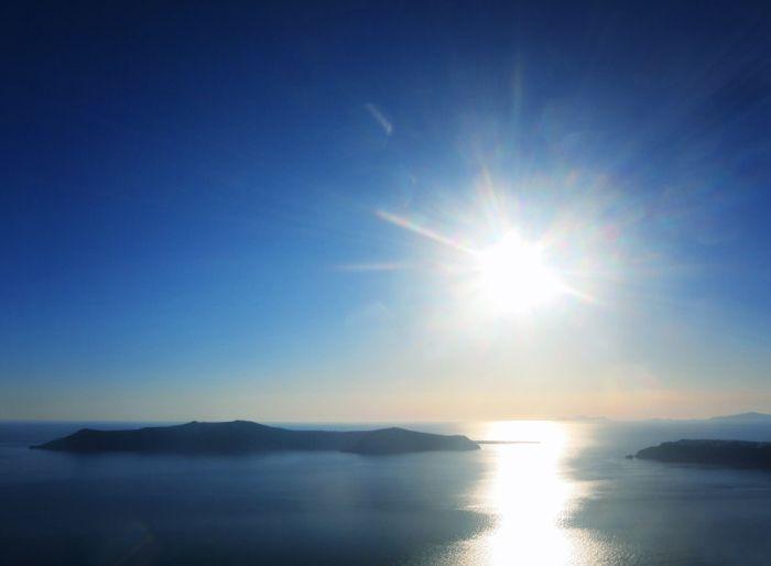 santorini sunset, summer in Greece, blog, sea, blog