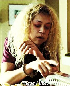 "We're definitely meeting at least one new clone played by the incomparable Tatiana Maslany during Season 2 of BBC America's addictive sci-fi drama ""Orphan Black."" Description from pinterest.com. I searched for this on bing.com/images"