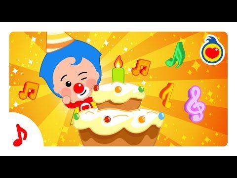 Feliz Cumpleaños infantil para niños 2017 - cancion infantil feliz cumpleaños. - YouTube