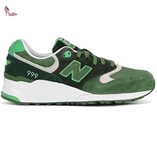 New Balance Ml999Ram, Chaussures Homme, Verde Oscuro, 42.5 EU - Chaussures new  balance