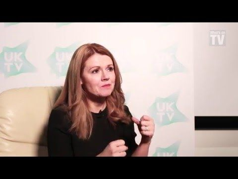 Sian Gibson: 'I'm ready for a second series of Car Share when Peter is!' - YouTube