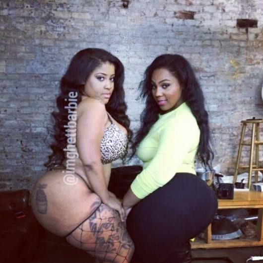 image Big booty ms diva shakes that huge ass