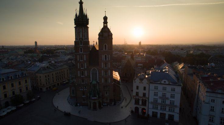 Krakow - http://bestdronestobuy.com/krakow/