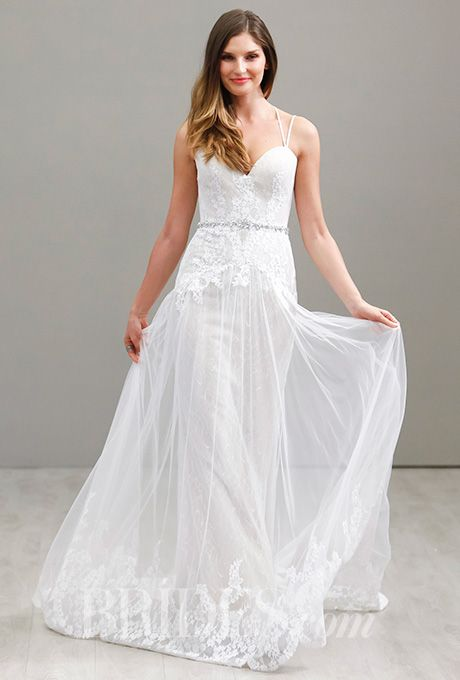 Ti adora by alvina valenta spring 2016 wedding runway for Alvina valenta wedding dress