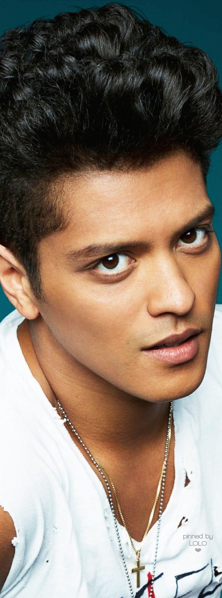 Bruno Mars el mas guapo♥❤︎