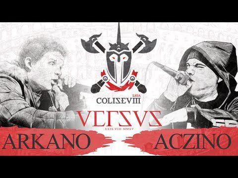 Aczino Vs Arkano | COLISEVM (Video Oficial) Host por Mbaka - YouTube