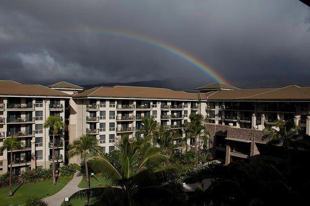 Rainbow over the Westin Ka'anapali Ocean Resort Villas: Westin Ka Anapali, Ocean Resorts, Favorite Places, Resorts Villas, Ka Anapali Ocean