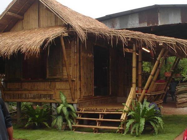 40 แบบบ านไม ไผ สวยแบบธรรมชาต เหมาะก บสภาพอากาศในเม องไทย ก ร เกษตร กระท อมน อย บ านหล งเล ก กระท อม