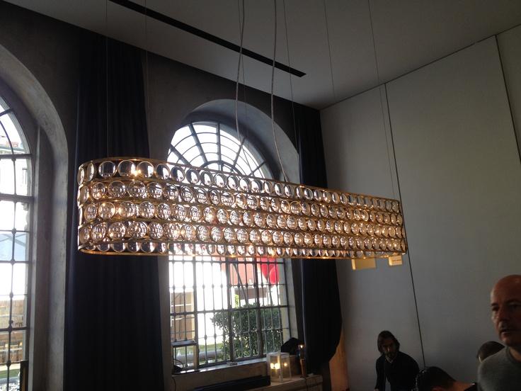 Dama Viabizzuno Showroom In Milan Amazing Lighting