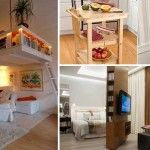 24 Insanely Clever Space Saving Interiors Will Amaze You