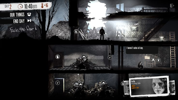 this war of mine game - Google Search