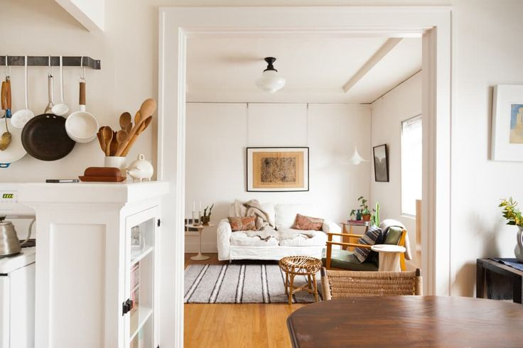 House Tour: An Heirloom-Inspired Portland Apartment | Apartment Therapy