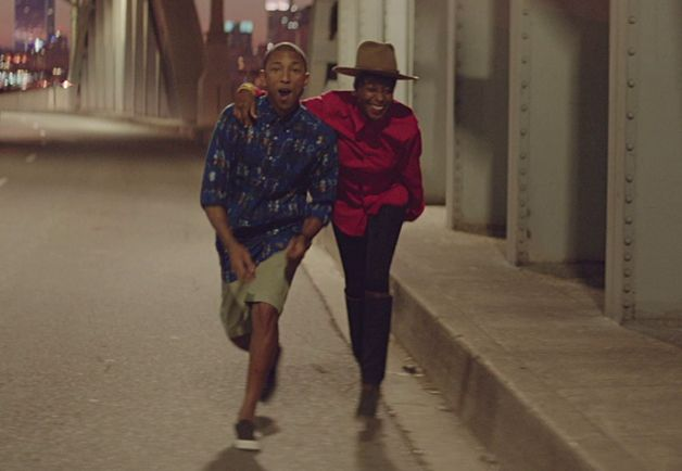 BEE LINE BY BILLIONAIRE BOYS CLUB TUNIC SHIRT #PharrellWilliams #Happy