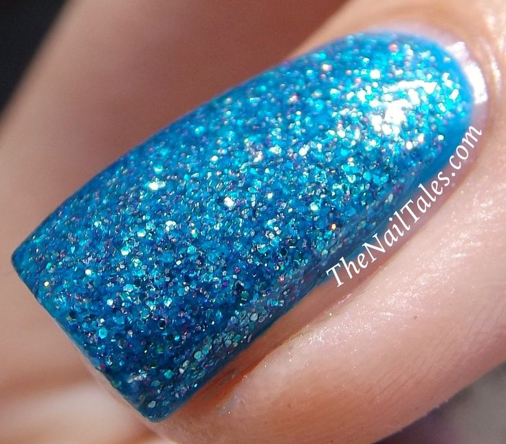 Blue-Eyed Girl Lacquer: Terrific Twos (LE) #blueeyedgirllacquer #begl #beglove #swatch #indiepolish