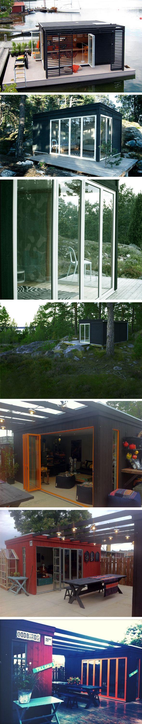 Module guest house studio Kenjo