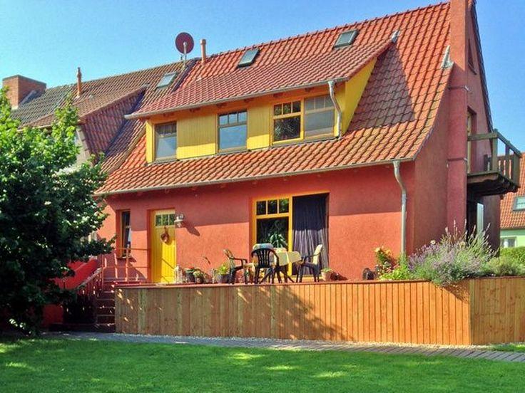 180m² Ferienhaus für max. 10 Personen in Göhren Lebbin mit Kuschelecke, Kamin, Garten, Feuerstelle. Strand nur 2km entfernt.
