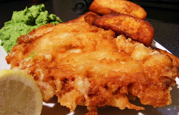 Fish and chips recipe by heston blumenthal mushy peas for Fish and chips recipes