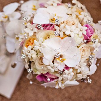 Stephanotis Wedding Flowers Photos | Brides.