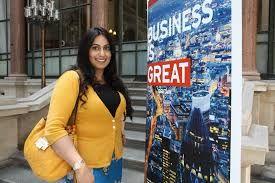 Shazia Awan, welsh businesswoman, campaigner and Muslim feminist.