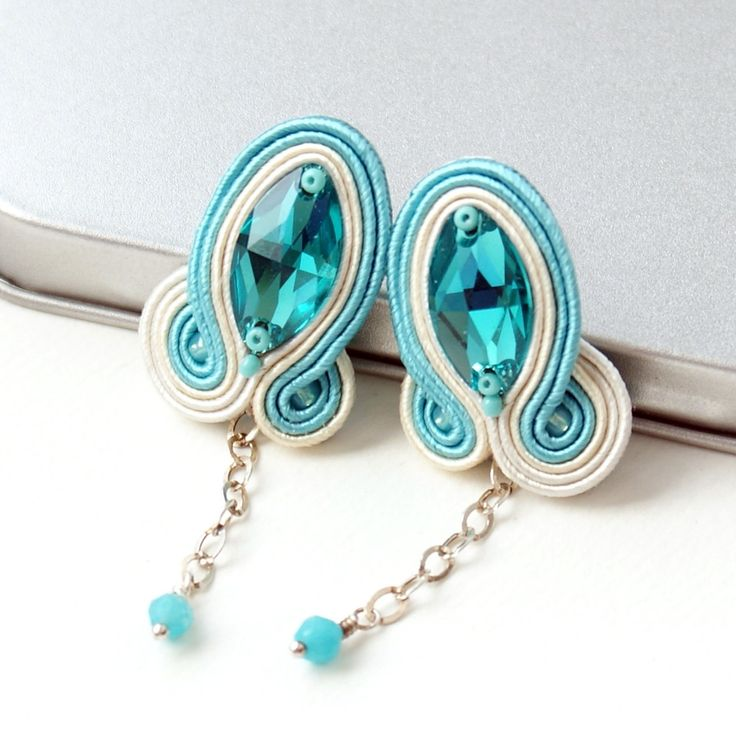Turquoise by MoniqJewelry on Etsy