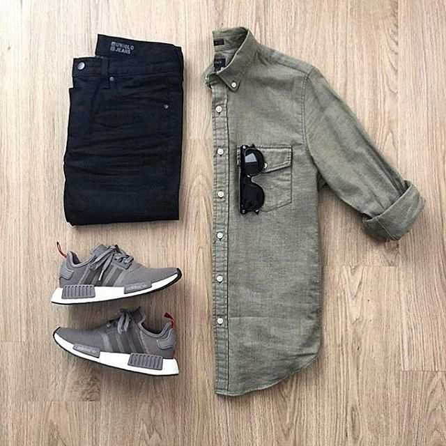 Outfit by: @mrjunho3 ______________ @thenortherngent for more outfits. #SHARPGRIDS to be featured. ______________