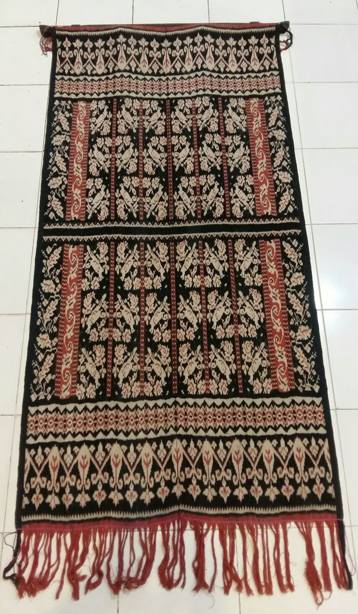 Lafa. ikat from rote.