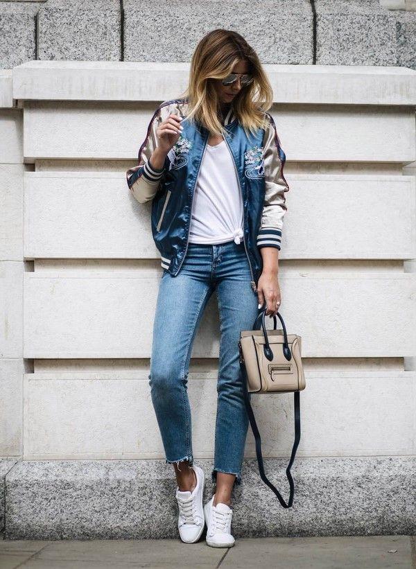 f0d3d047fc1 Модные джинсы 2018-2019 года
