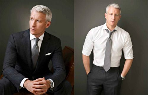 Anderson cooper is so fucking hot.