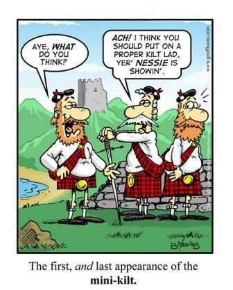 #Scotland #Kilts #funny