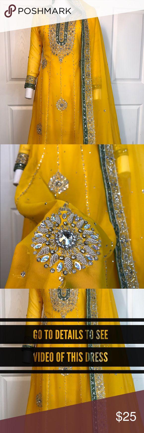 Indian Pakistani Anarkali  Desi lehenga sari dress Selling on eb@y: www.ebay.com/usr/sabaanzaranzar0            (Easy way to remember: Saba-anza-ran-zar-0) All my listings have videos of the dresses as well :) Dresses Maxi