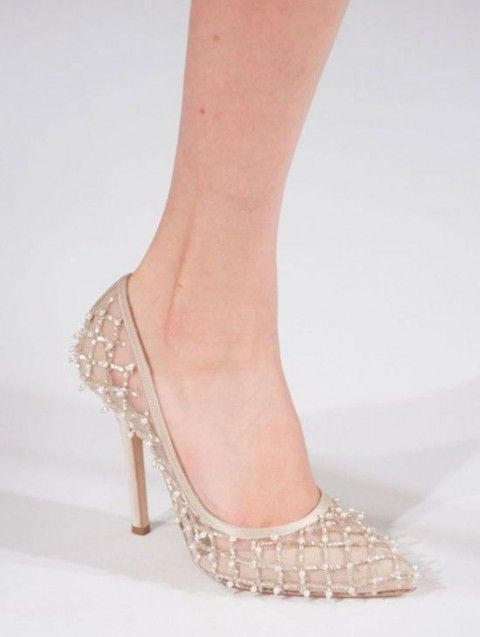 17 Best images about Gorgeous Spring Wedding Shoes on Pinterest ...