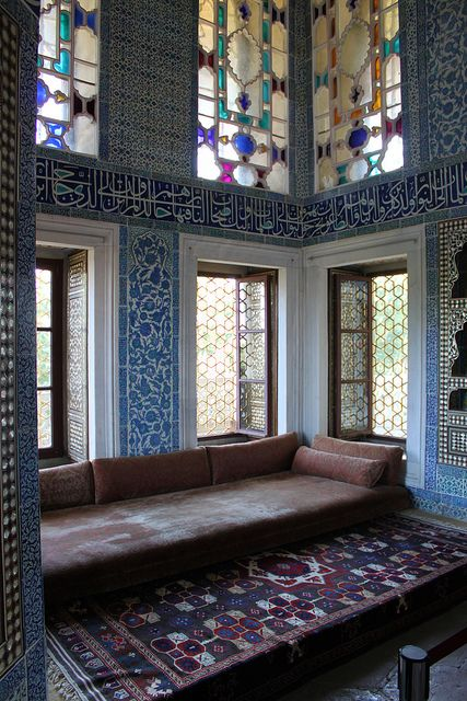 Istanbul: Topkapı Palace (Baghdad Kiosk) | Flickr - Photo Sharing!