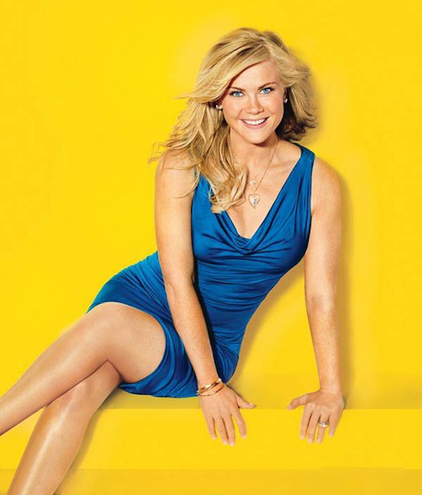 "Alison Sweeney, Sami Brady Hernandez, DOOL and Host of ""The Biggest Loser"""