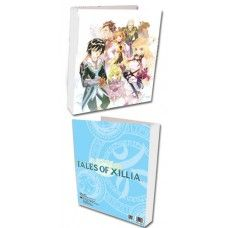 """Take the cast from """"Tales of Xillia"""" with you in your schoolward journeys!"""