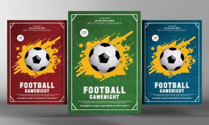 20+ Event Flyer Template PSD for Music, Sports and Fund Rising Events