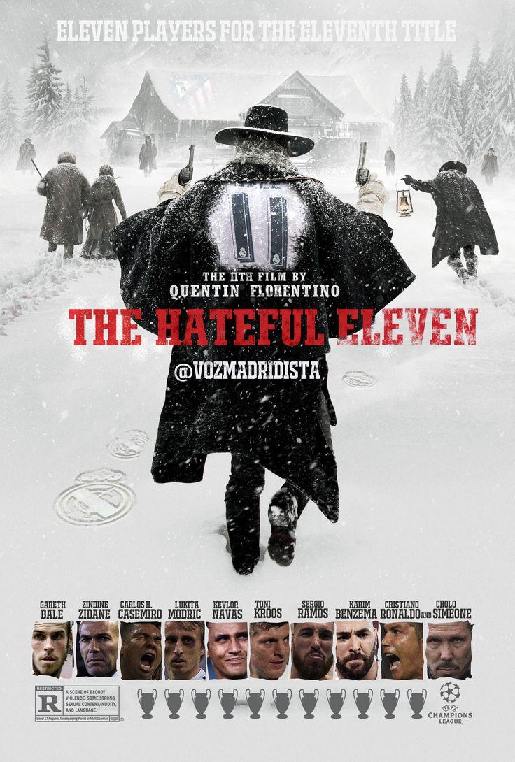 THE HATEFUL ELEVEN REAL MADRID LA UNDÉCIMA