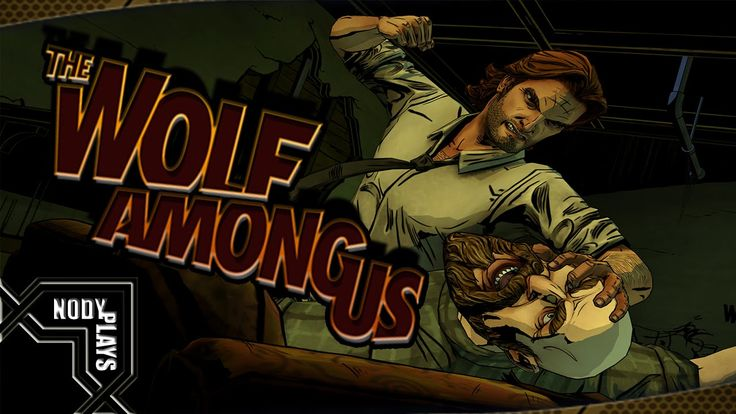 Twitch Livestream | The Wolf Among Us - Gameplay, Playthrough - FAITH - ...